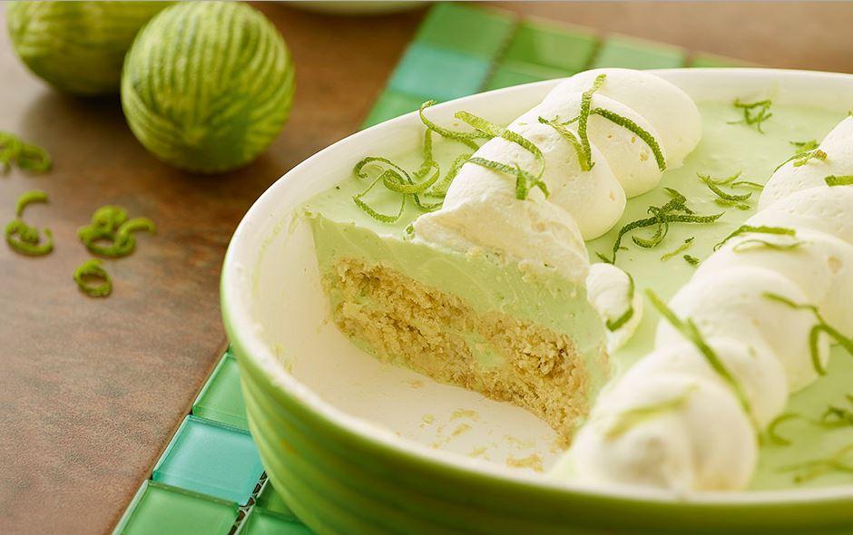 Prepar este delicioso postre de lim n en solo 10 minutos for Cocinar en 10 minutos
