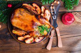 Menú navideño ¿rico, sano y saludable?